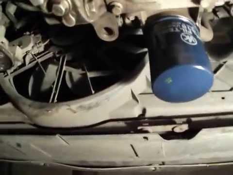 замена масла форд фокус 3 видео