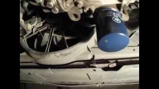 замена моторного масла в форд фокус 2(меняем моторное масло., 2015-02-03T13:08:39.000Z)
