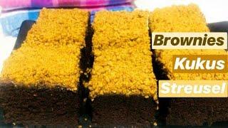 Brownies Kukus Streusel