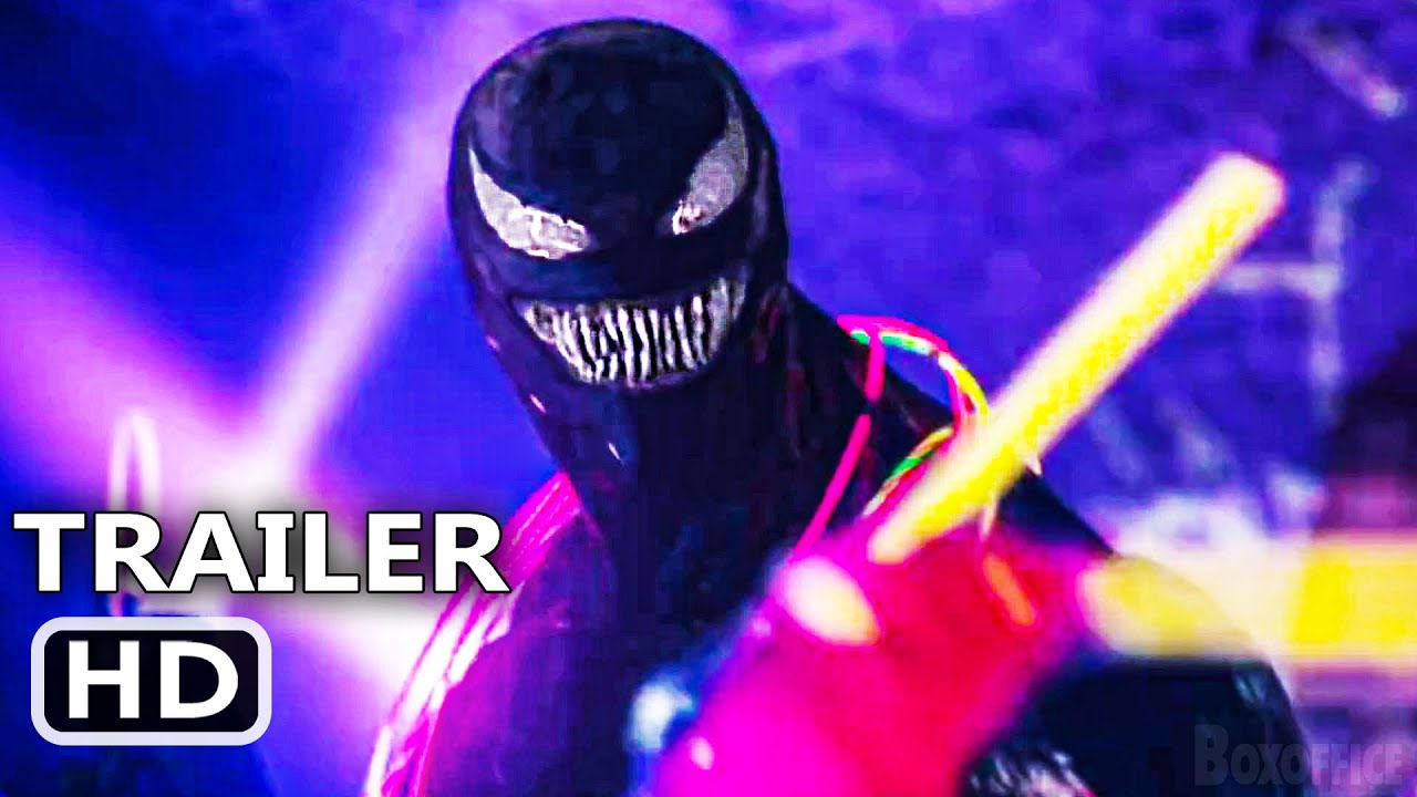 "Download VENOM 2 ""Nightclub with Venom"" Trailer (2021) Superhero Movie HD"