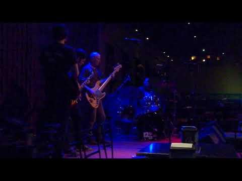 Blues Night Jam Session at Jazz Café San Pedro Costa Rica.