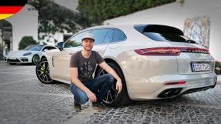 Warum ich für 200.000€ einen Porsche Panamera Turbo S E-Hybrid Sport Turismo kaufen würde