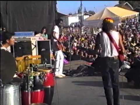 Carlos Santana   The PoolEuropa  Calaveras County Fairgrounds 1987