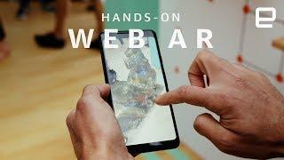 Google Web-AR-Hands-On