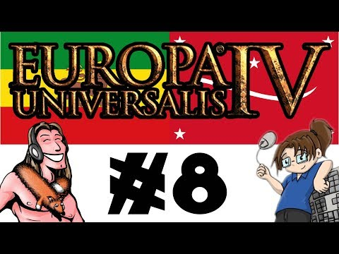 Europa Universalis IV - Party in the Red Sea...with Briarstone! - Part 8