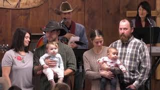 Baby Dedications at ORF
