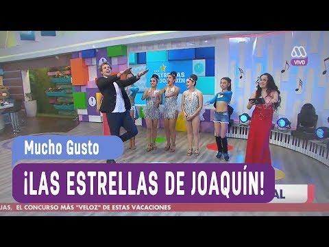 ¡Las estrellas de Joaquín! - Mucho Gusto 2017
