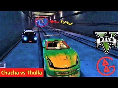 Chacha GTA  Police Escape with Khatara Gadi Episode 10 !
