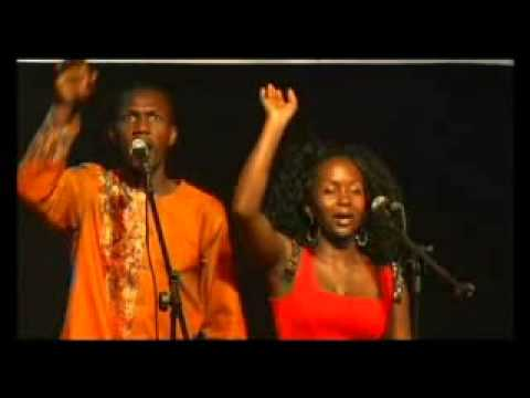 Annie Kansiime live in Zambia  chibwe katebe show