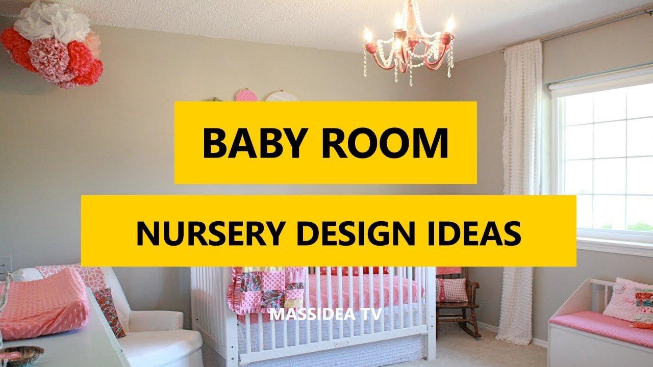 50 Best Baby Nursery Room Design Ideas 2018