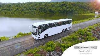 [HD] รถบัสเช่า ที่ดีที่สุดในไทย - The New Galaxy Patsornchai