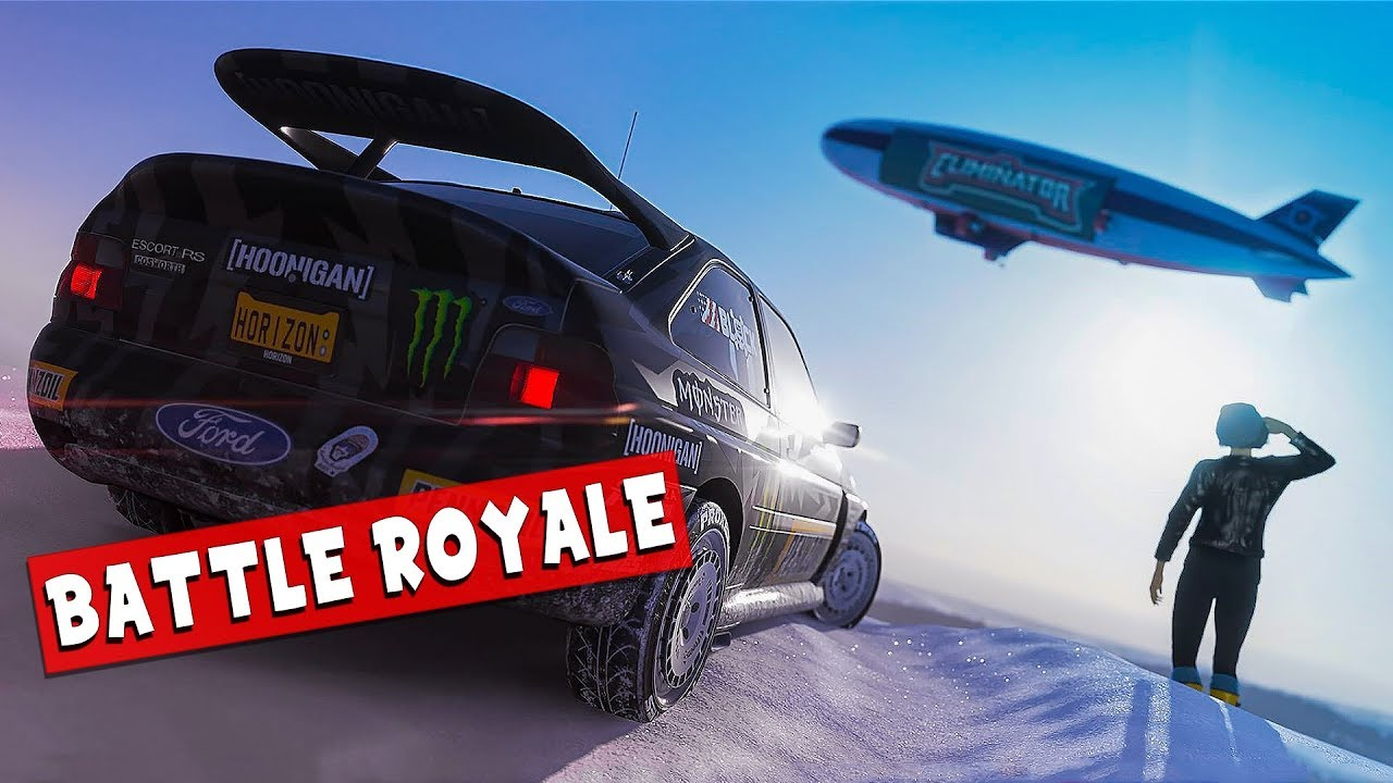 LA VÉGÉTATION ME TRAUMATISE - Forza Horizon 4 : The Eliminator avec Marcus #07 thumbnail