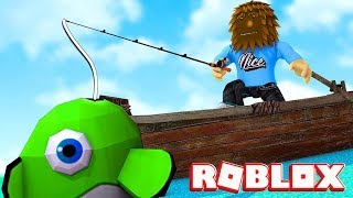 The Biggest Fish in Roblox | Roblox Fishing Simulator