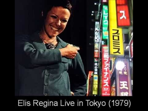 Elis Regina In Tokio - áudio melhorado
