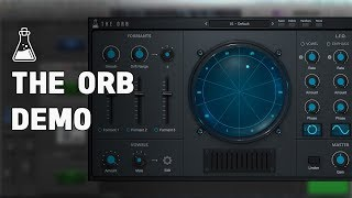 The Orb - Formant Filter Plugin (Demo) - AudioThing