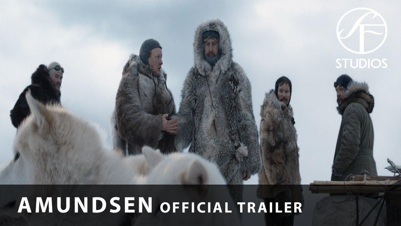 Amundsen - Officiel Trailer