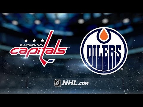 Washington Capitals vs Edmonton Oilers – Oct.25, 2018 | Game Highlights | NHL 18/19 | Обзор матча
