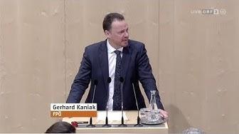 Gerhard Kaniak - Coronavirus (COVID-19) - 27.2.2020