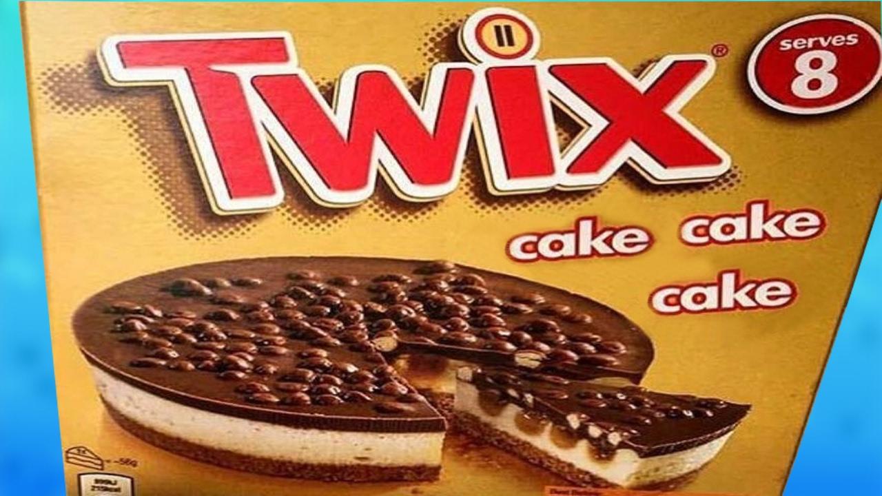 рецепты торт твикс с фото