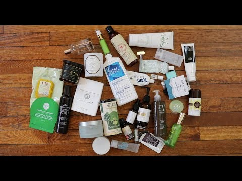 (Lots of) Empty Products (Mostly Eco/Organic) | L'Amour et la Musique