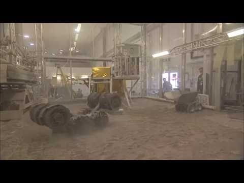 DUST TO THRUST -- MARCO POLO/Mars Pathfinder, RASSOR Tested