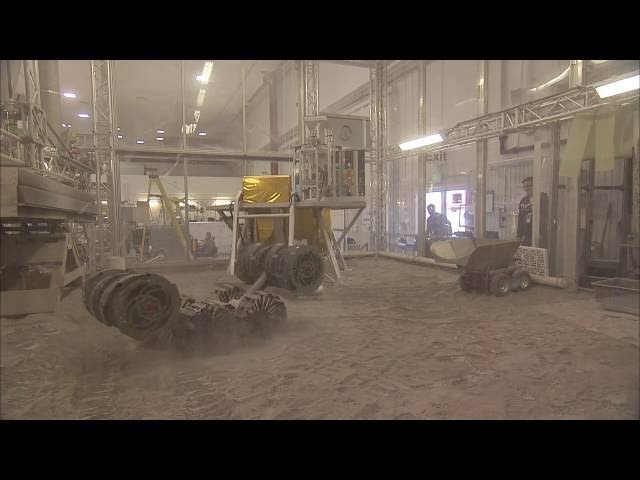 DUST TO THRUST — MARCO POLO/Mars Pathfinder, RASSOR Tested