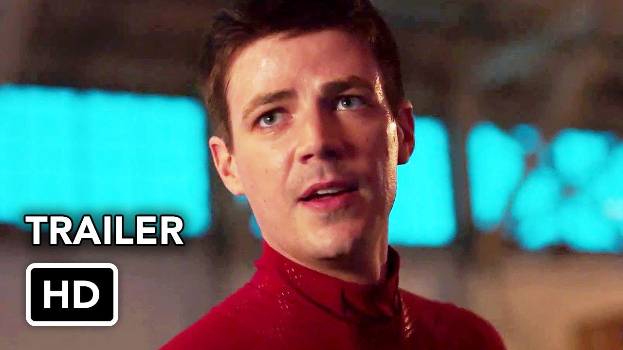 Download The Flash Season 8 Trailer (HD) 5 Episode Crossover Event
