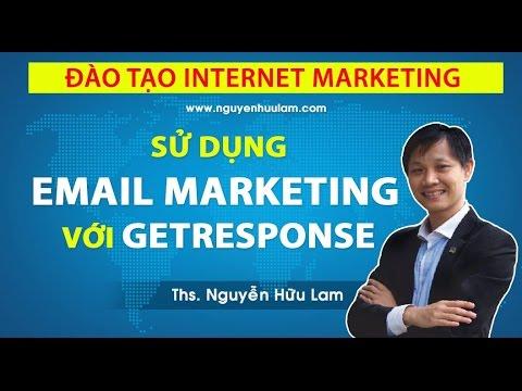 Làm chủ hệ thống Email Marketing với Getresponse