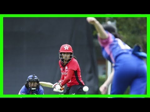 Breaking News | Hong kong beat japan to lift east asia t20 women's crown