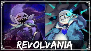 Deltarune Remix Sharax Revolvania.mp3