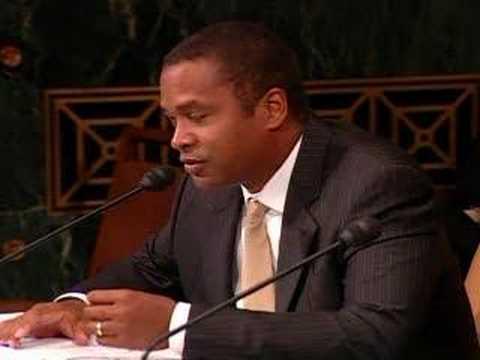 David Drummond testifies before Senate Judiciary Committee