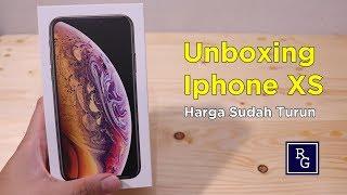 Unboxing Iphone XS - Sudah Turun Harga - Saatnya Beli ?