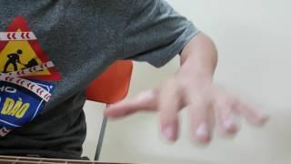 Hướng dẫn làm quen thế tay guitar dành cho người mới bắt đầu