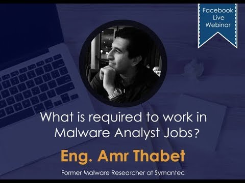 What is required to work in Malware Analysts Jobs?