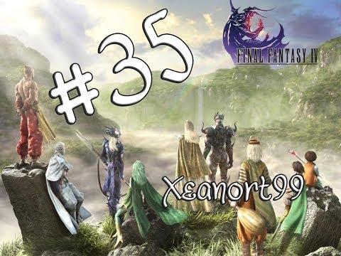 Guía Final Fantasy IV español - Extra - #6 - Ruinas Lunares - Edge