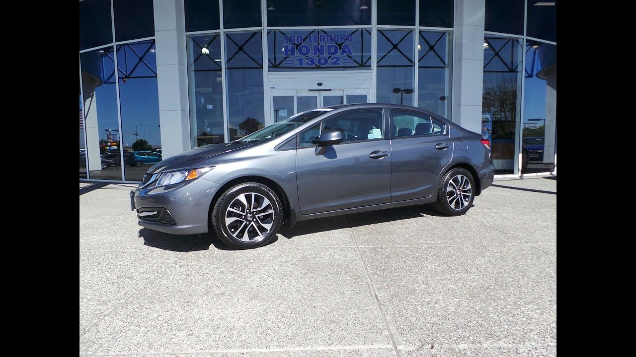 San Leandro Honda Cheap Used Cars for Sale Bay Area ...