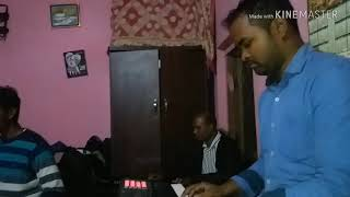 Short instrumental video on sadri christmas song......