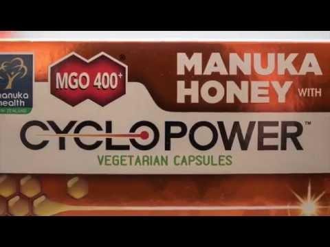 Callaghan Innovation & Manuka Health: CycloPower