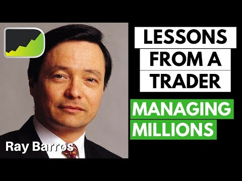 Ray Barros: From A Lucrative Job To Professional Trader & Fund Manager