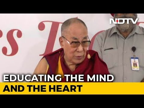 What India Must Show The World: Dalai Lama's Message To Schoolchildren