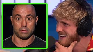 LOGAN PAUL RAN INTO JOE ROGAN IN HAWAII