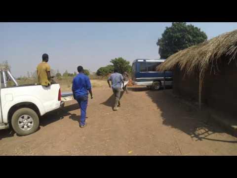 Neueda's Trip to Malawi 2016