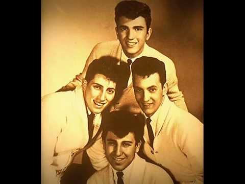 """THE PASSIONS - """"JUST TO BE WITH YOU""""  (1959)"""