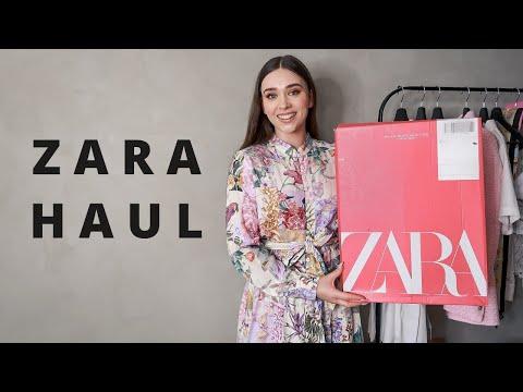 ZARA TRY ON HAUL JUNE 2021 | New In for Summer