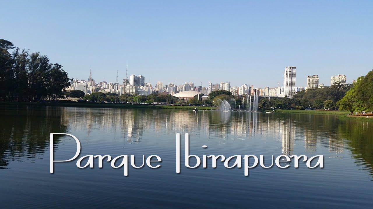 Fotos do parque do ibirapuera