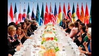 明镜现场 大阪G20领袖午餐会 20190628