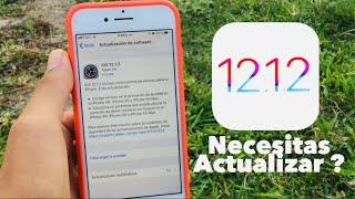 iOS 12.1.2 Liberado, Sus detalles y ¿Necesita Usted actualizar?