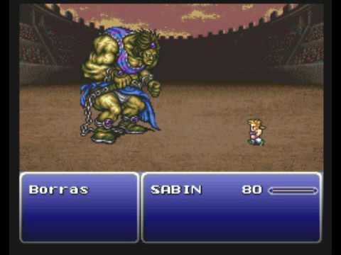 Let's Play Final Fantasy VI - Gladiator Bonus