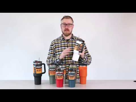 Stanley Travel Cups | Key features of the Stanley quenchers