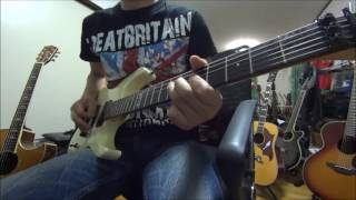今回は歌わず、ハードな感じでエレキギターを重ねてみました。途中のハ...